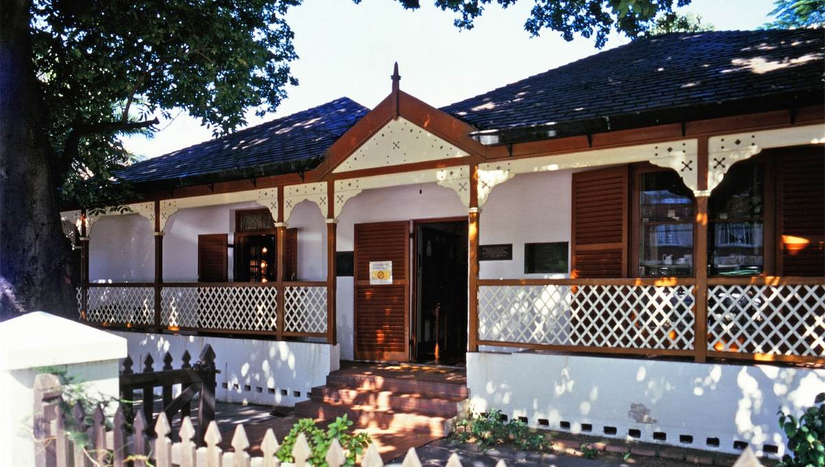 Durban's Old House museum